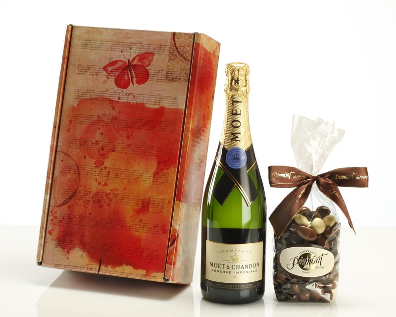 Moet & Chandon Reserve and Chocolates